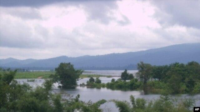 Chuvas Torrenciais em Cabinda