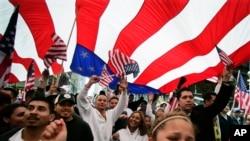 Դեմոկրատները փորձում են սիրաշահել լատինամերիկյան ծագումով ընտրողներին