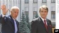 Biden Visits Ukraine