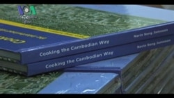 Cookbook To Help Siem Reap Children Go To School (Cambodia news in Khmer)