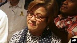 菲律宾参议员德利马