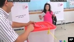 تیونس کا پہلا جمہوری استصواب، ووٹروں کی بڑی تعداد میں شرکت