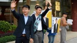 VOA连线(林枫):香港为周日区议会选举做准备