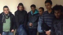 Policia e Gjirokastrës ndalon dhjetëra refugjatë sirianë