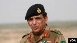 Panglima militer Pakistan, Jenderal Ashfaq Parvez Kayani (foto: dok).