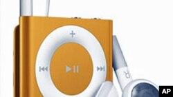 FILE - iPod Shuffle.