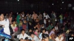 緬甸克欽族難民 (資料圖片)