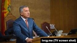 Premijer Milo Đukanović (Foto: rtcg.me)
