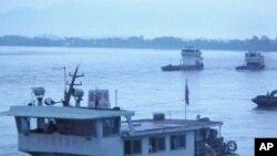 湄公河。(資料圖片)