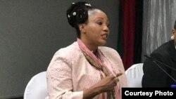 Justice Priscilla Chigumba