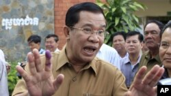 Prime Minister Hun Sen