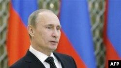 Премьер-министр РФ Владимир Путин. Москва. 29 декабря 2010 года