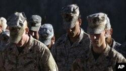تشدد کے مختلف واقعات میں دو امریکی فوجی اور پانچ افغان پولیس اہلکار ہلاک