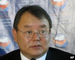 雅库特政府副总理斯特鲁奇科夫