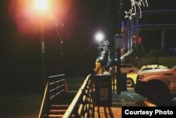'Người lạ' - Santa Monica Pier, 4h sáng