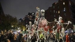 Quiz - Pandemic Changes Halloween in US