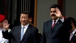 中国面临委内瑞拉政治动荡