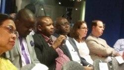 Interview With Obert Gutu And Nick Mangwana on Mugabe Life Presidency