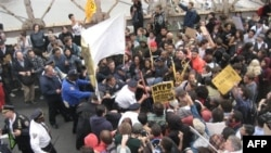 Protesti na Vol Stritu