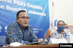Anggota Ombudsman RI Robert Na Endi Jaweng. (Foto: Ombudsman)