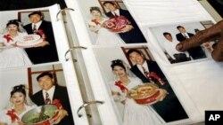 Năm 2011, có hơn 7.636 phụ nữ Việt Nam lấy chồng Hàn Quốc
