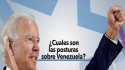 ¿Cuales son las posturas de Biden sobre Venezuela?