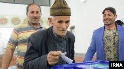 На виборчій дільниці в Ірані