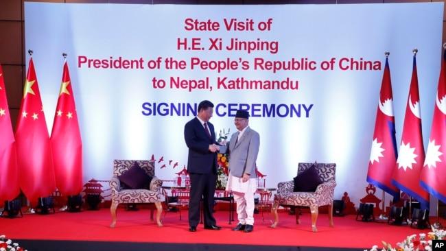 """""""跨喜马拉雅互联互通"""":中国扩大在尼泊尔的影响"""