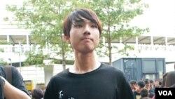 香港科技大學學生會主席林永森表示,香港專上學生聯會準備舉行罷課預演