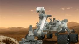 Marsovski rover Kjuriositi, veličine manjeg automobila, od avgusta istražuje površinu Marsa