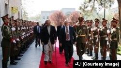 Ashraf Ghani da McMaster