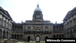 Kampus Lama Universitas Edinburgh, Inggris (Foto: dok).