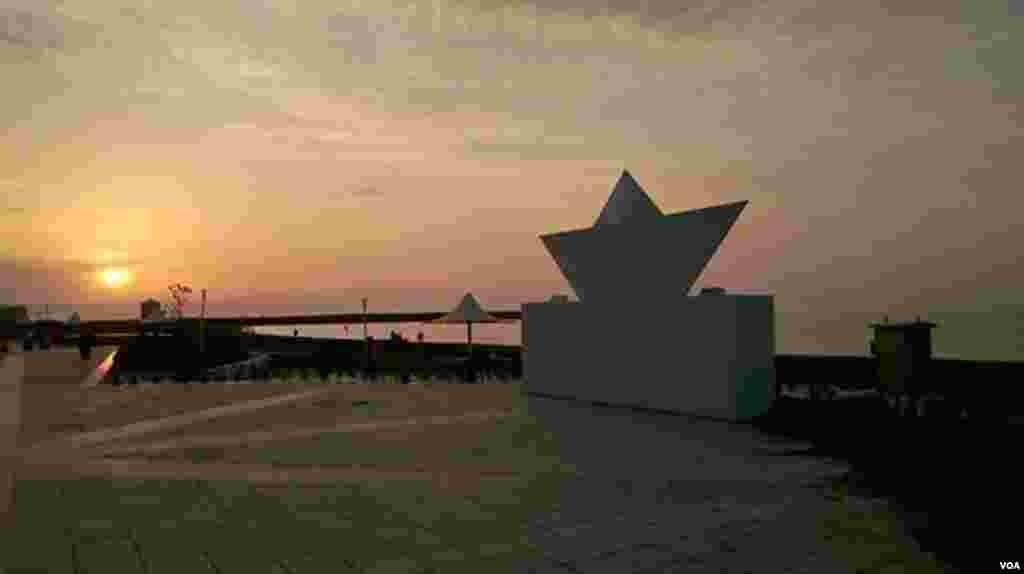 بندر کاسپین منطقه آزاد انزلی- گیلان عکس: (ازسالی شما)