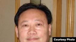 《零八宪章》签署人之一、深圳作家赵达功