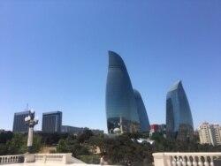 View of Baku( Azerbaijan)