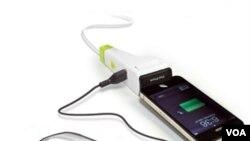 IDAPT i1 Eco es capaz de cargar dos aparatos al mismo tiempo y tiene un precio de $25 dólares en el mercado.