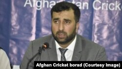 د افغان کرکټ بورډ نوی مشر فرهان یوسفزی