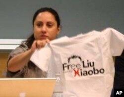 無國界記者協會代表 塔拉杜拉夏西