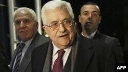 Президент Палестинской автономии Махмуд Аббас (архивное фото)