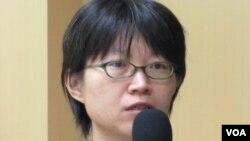 台灣人權促進會秘書長 蔡季勳