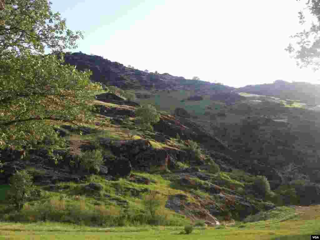 پارک مخمل کوه، خرم آباد عکس: اسماعیل محمدیان (ارسالی شما)