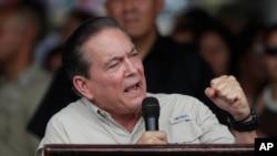 El presidente de Panamá, Laurentino Cortizo, se enfoca en reactivar la economía.