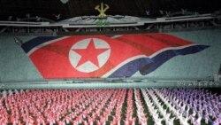 نمایش های عظیم رقص و ژیمناستیک «اریرنگ» در کره شمالی آغاز شد