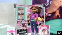 Mattel New York Toy Fair 2017