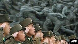 Північнокорейські солдати