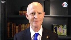 Senador Scott pide más presión para frenar influencia de Rusia, China e Irán en Venezuela y la región