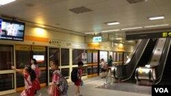 台北的地铁