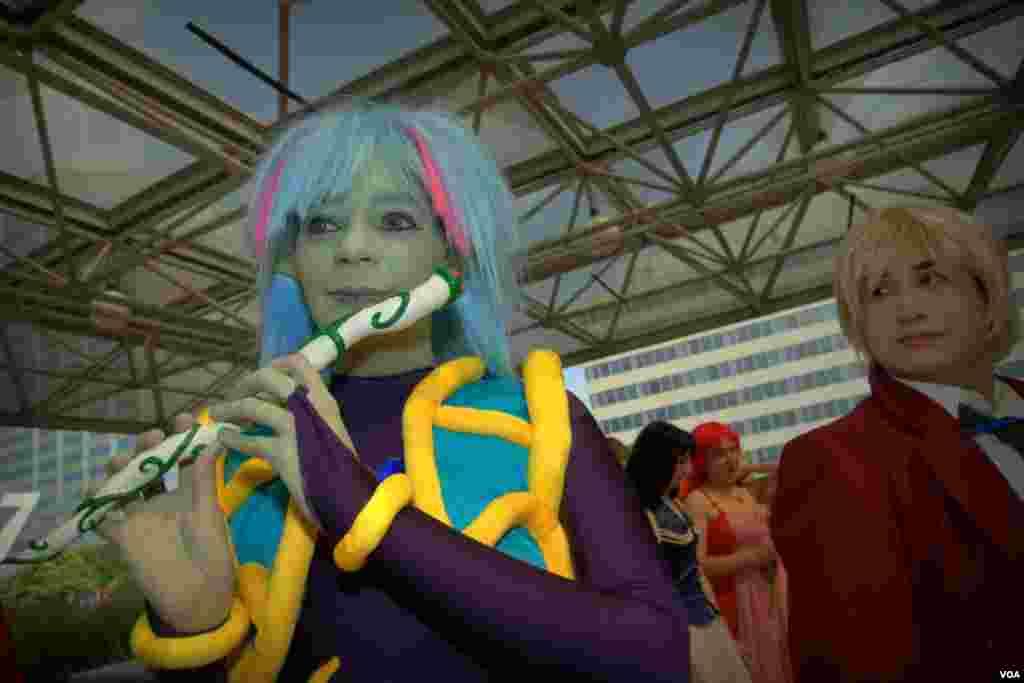 «Дженерейшн отаку» – фанаты и последователи манги и аниме
