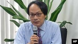 台灣民間司法改革基金會執行長林峰正