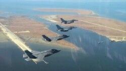 Ejercicios aéreos EE.UU.-Corea del S. son los más grandes de la historia